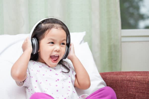 podcasts infantis